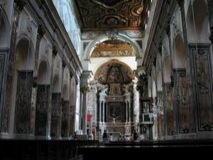 Interno Duomo Amalfi
